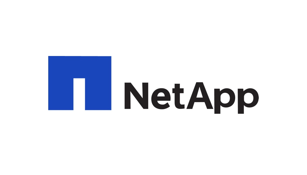 NetApp logo with link to case study showing how Aspera helps with workflow automation