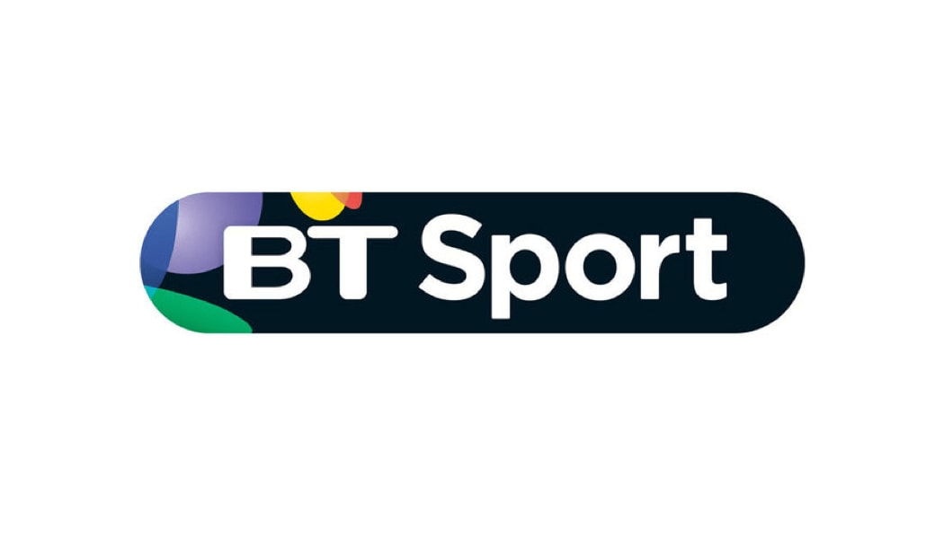Logo for BT Sports