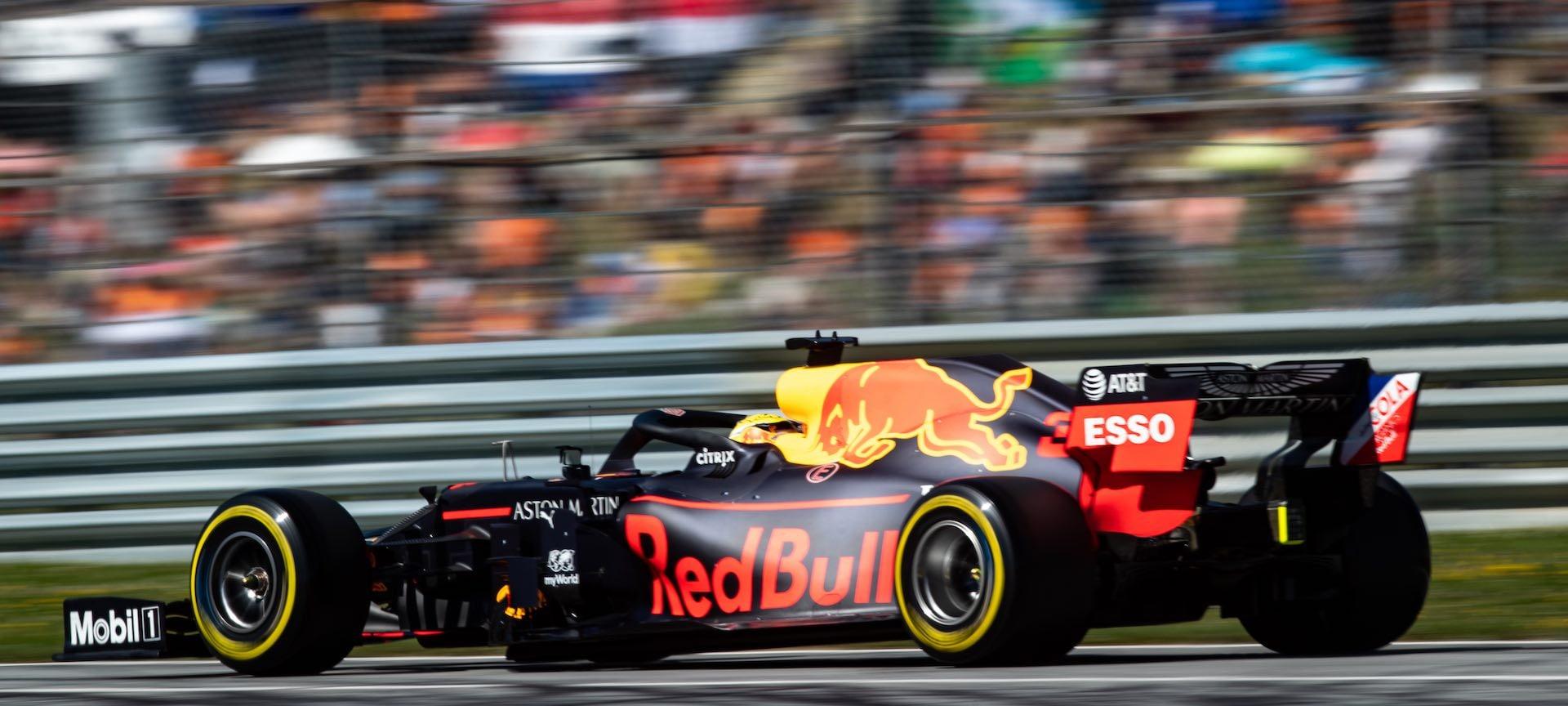 Aston Martin Red Bull Racing Ibm