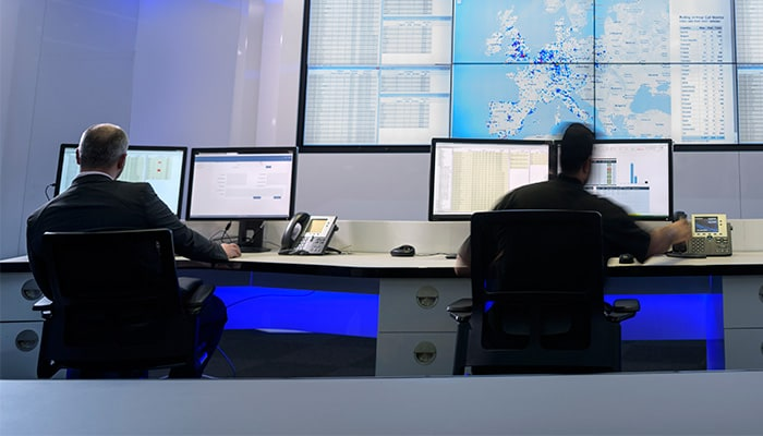 a security operation center