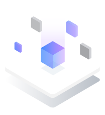 Isometric graphic representing a new product introduction