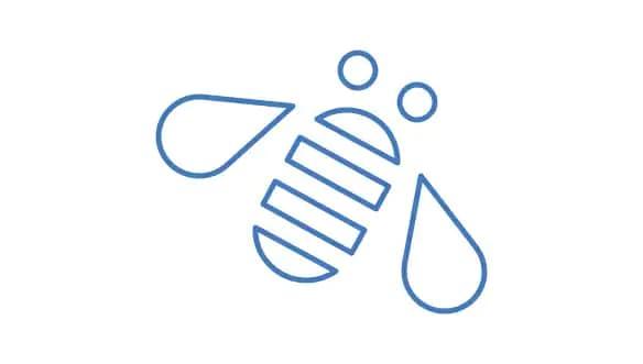 IBM bee icon