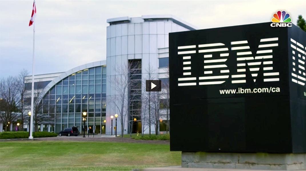 IBM's building in California