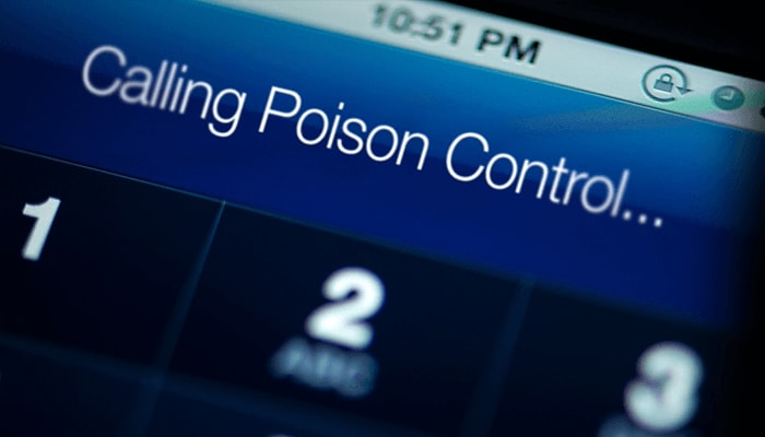Fast poison control information master data management video image