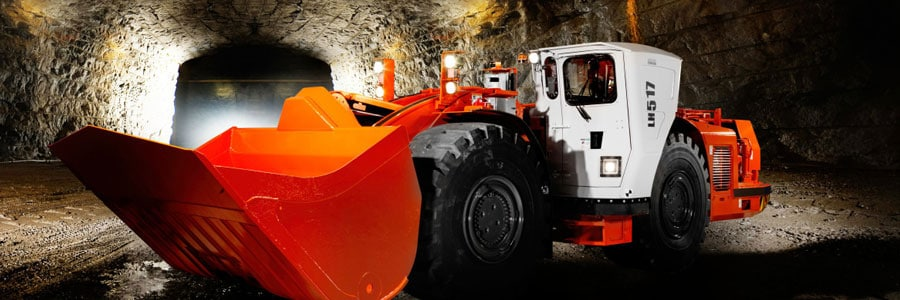 Sandvik equipment