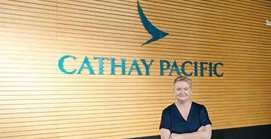 Hong Kong cathay pacific customer story