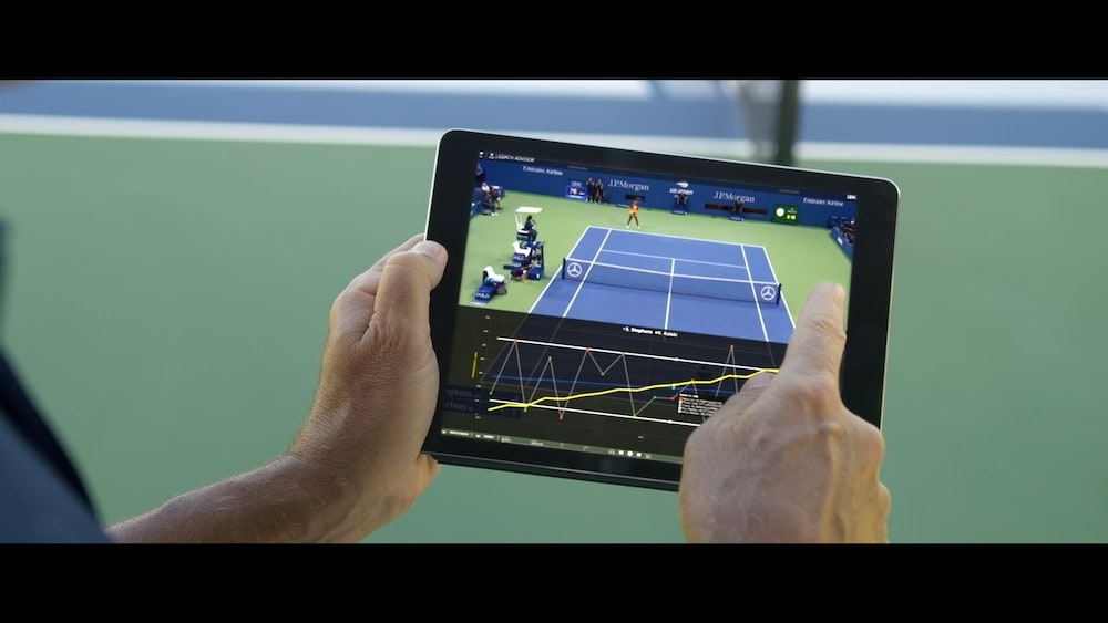 IBM Changes the Game for Professional Tennis Players with Coach Advisor