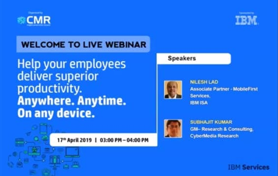 Digital Workplace Webinar