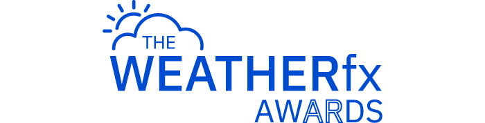 WEATHERfx Award Logo