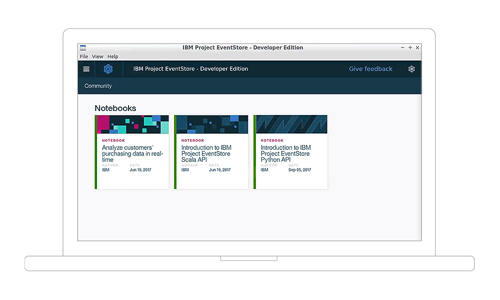 Introducing IBM DB2 Event Store