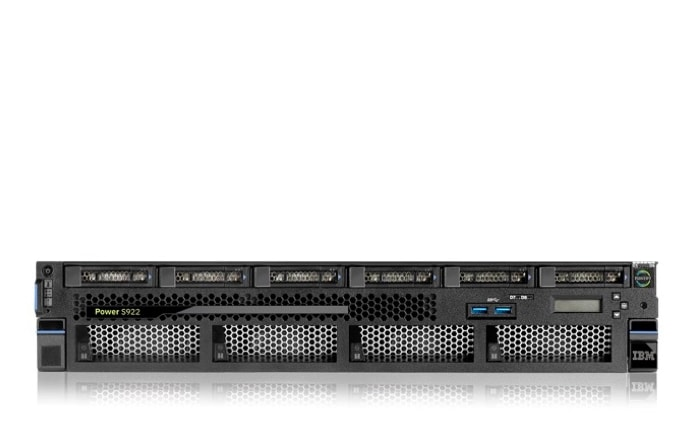 Сервер IBM Power System S922