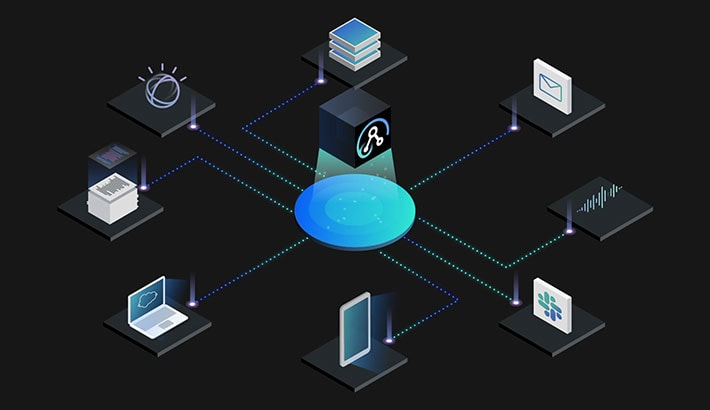 Apps, data and APIs connecting through IBM App Connect