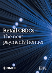 Retail DBDCs - The next payments frontier - book cover