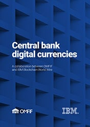 Central bank digital currencies - book cover