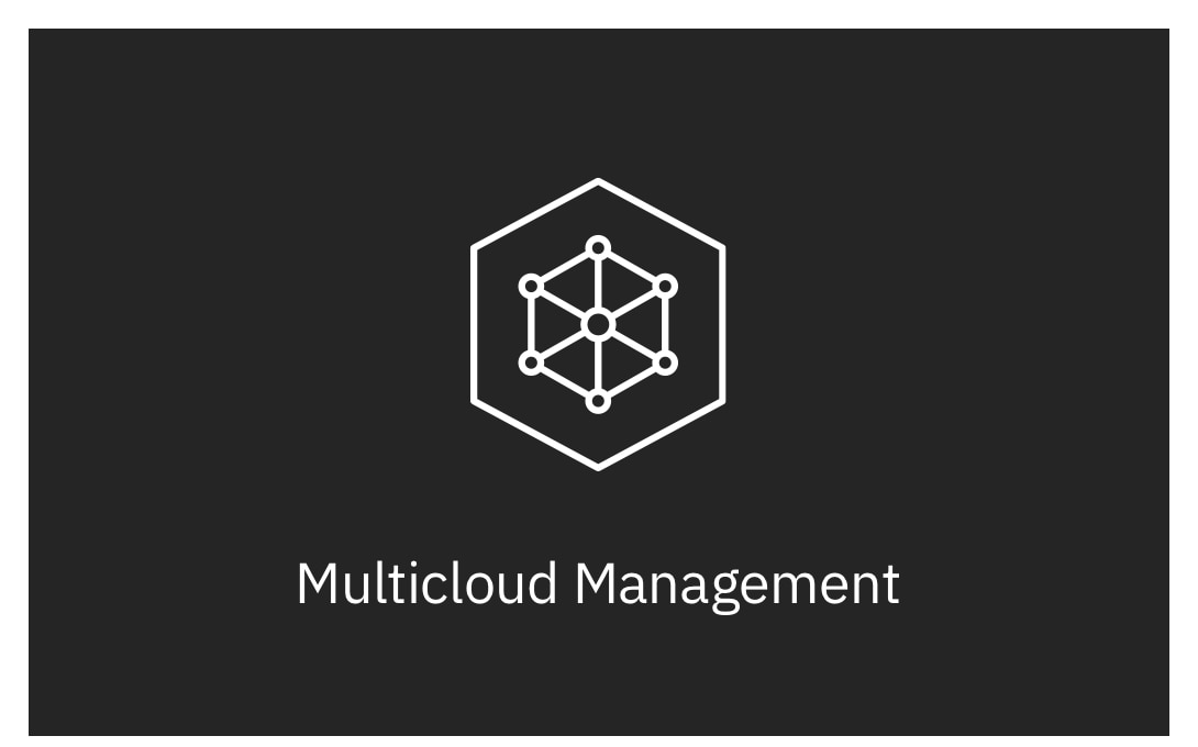 Multicloud Management icon