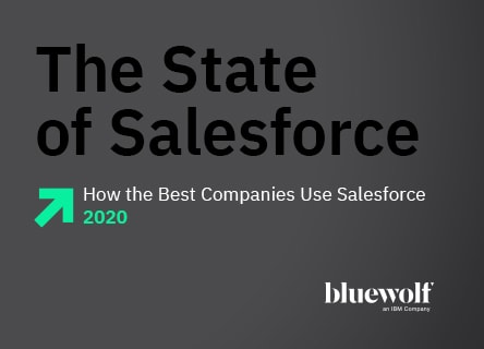 Salesforce report 2020