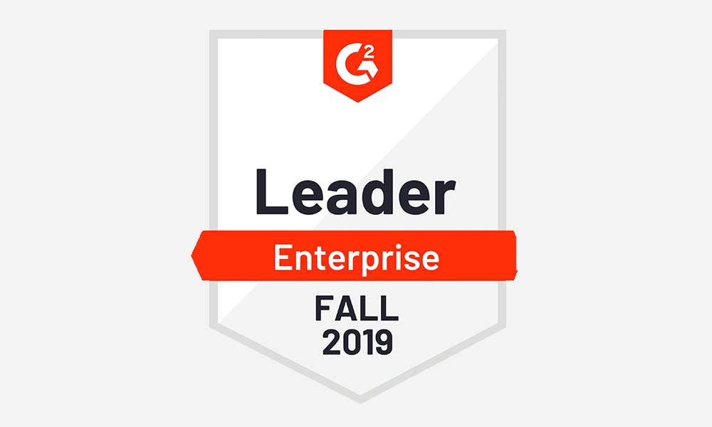 Odznaka Enterprise G2 2019