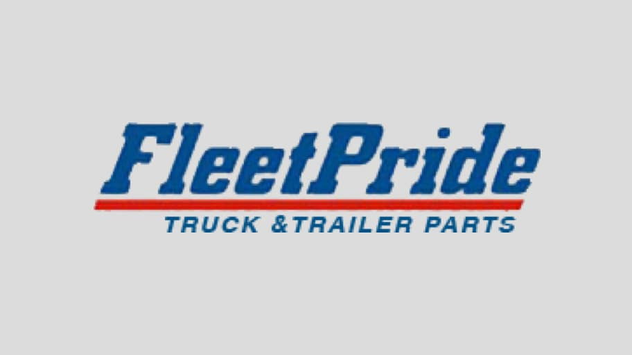 FleetPride logo - Truck & Trailer parts