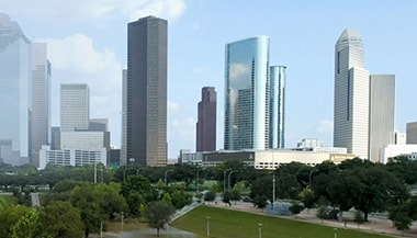 Image of city skyline during daylight hours