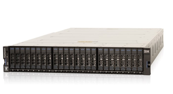 IBM FlashSystem 5100 storage unit
