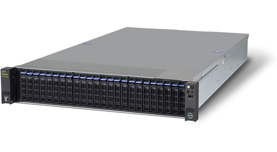 IC922 inference server