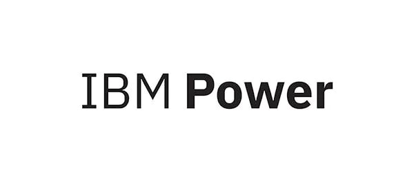 logotipo de ibm power