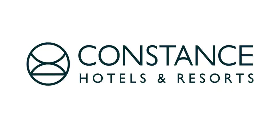 Logo de Constance Hotels, Resorts and Golf