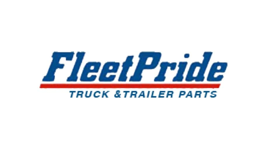 FleetPride Truck and Trailer Parts brand name logo