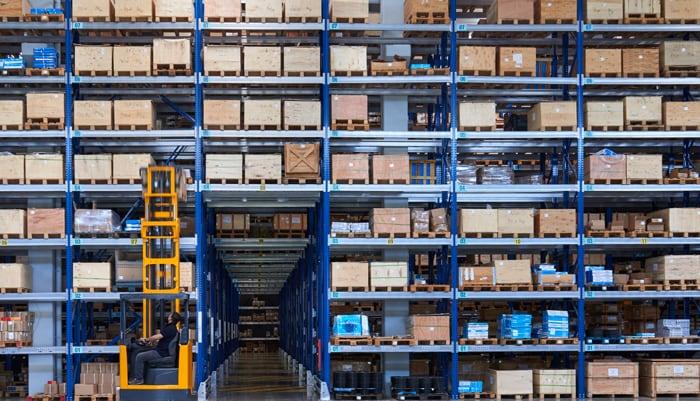 third-party vendor warehouse