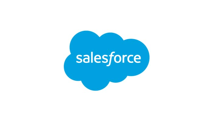 Logo di Salesforce