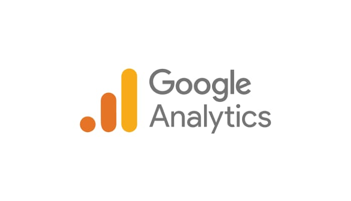 Logo di Google Analytics