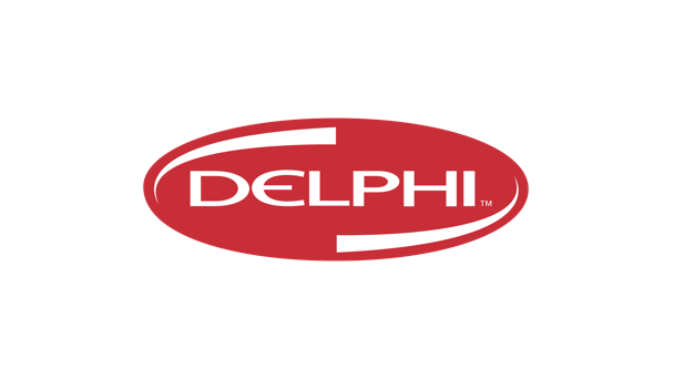 Logotipo de Delphi Automotive