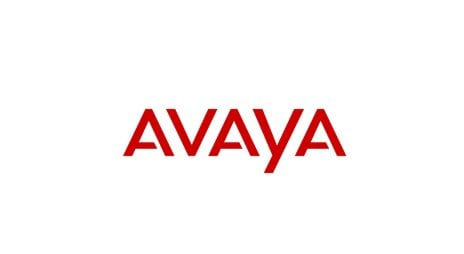 Avaya brand name and logo