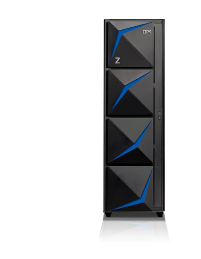 IBM z15 Single frame server