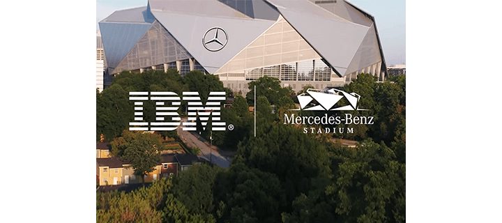 A new digital experience at Mercedes-Benz Stadium