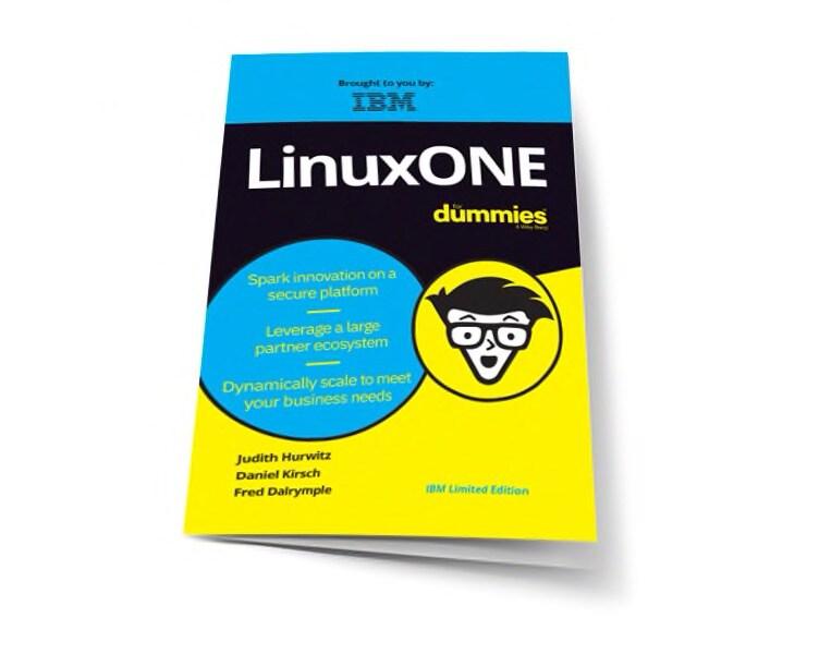 Private. Secure. Cloud-native LinuxONE.