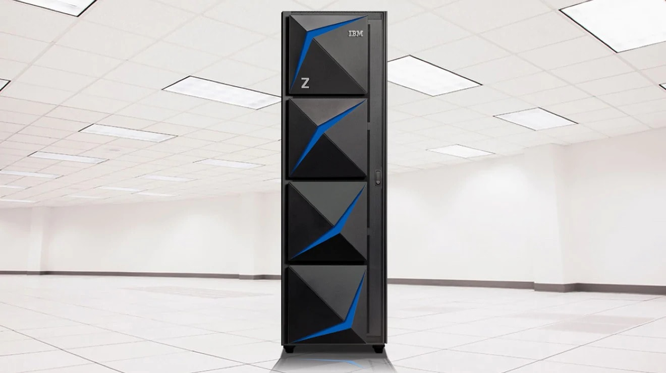 IBM z15 single-frame system
