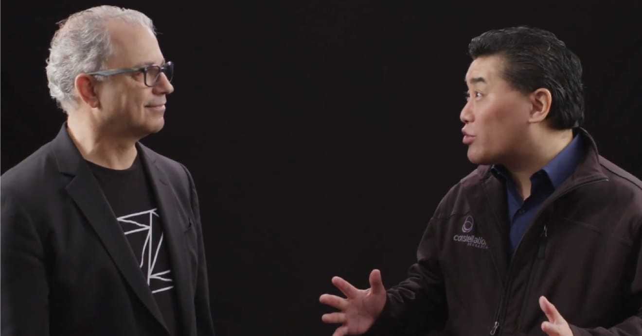 Ross Mauri and analyst Ray Wang discuss the new z15 mainframe
