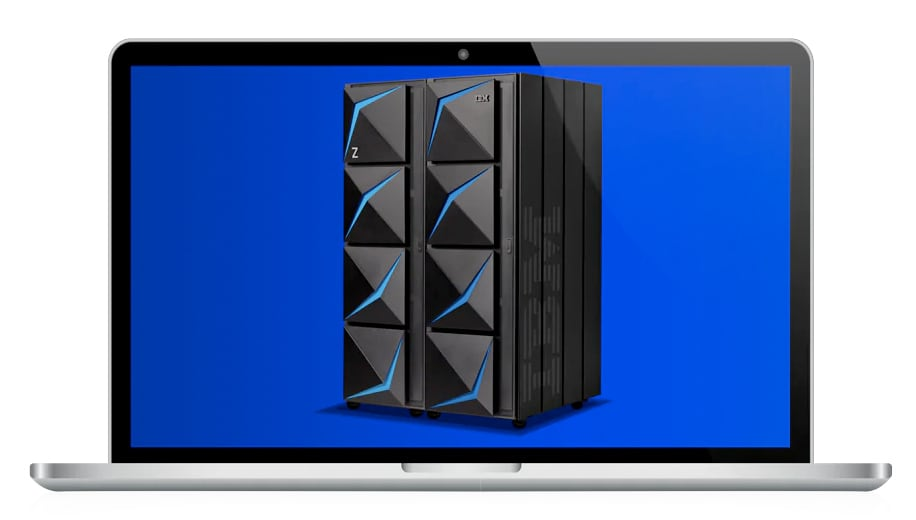 IBM z server