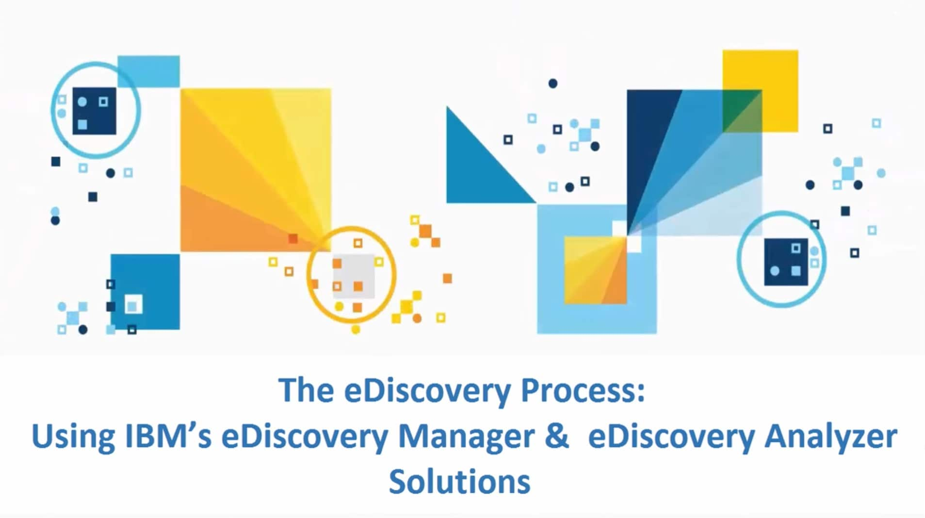 Demo - Using eDM and eDA for eDiscovery