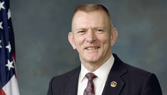 Gene Kranz, retired NASA Flight Control Director and Recipient of the Presidential Medal of Freedom