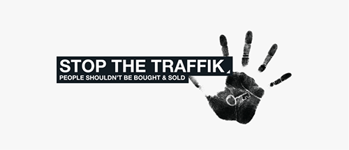 Logo of Stop the Traffik