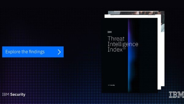 IBM X-Force Threat Intelligence Index