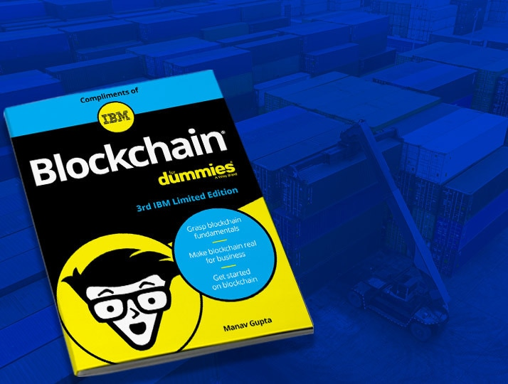blockchain for dummies book