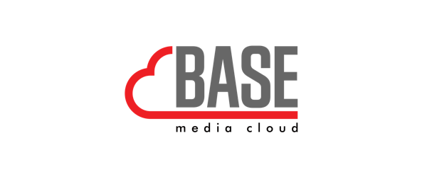 BASE Media Cloud 徽标