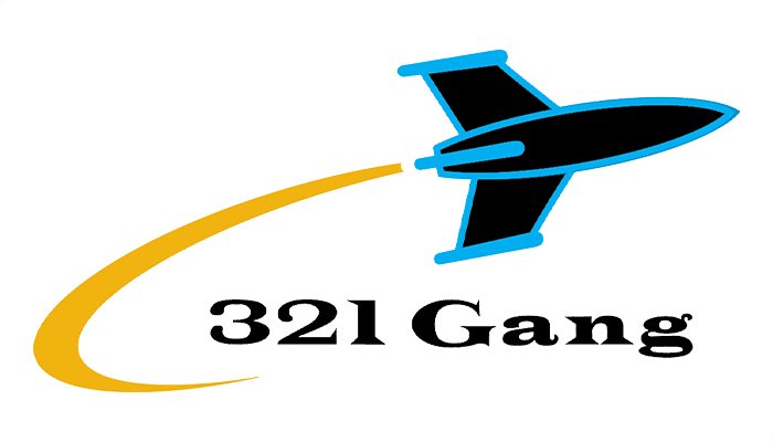 321 Gang, Inc. Logo
