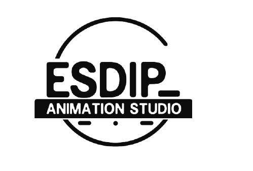 ESDIP Animation Studio Logo