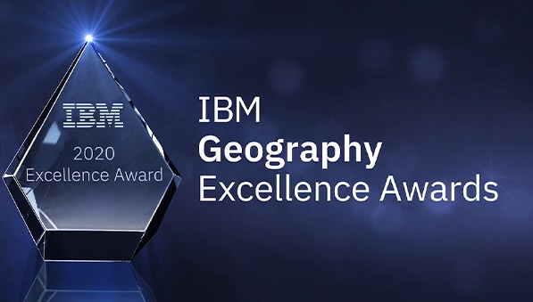 Geography Excellence Award 2020