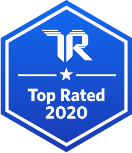 TrustRadius Top Rated Award