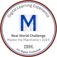 REAL WORLD CHALLENGE IBM 2019 MASTER THE MAINFRAME